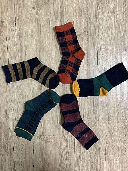 Набор носков для мальчика р.23-30 Primark Примарк