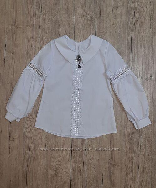 Блузка для девочки рр.122-140 Beebaby