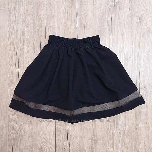 Школьная юбка для девочки рр.134-152 beebaby