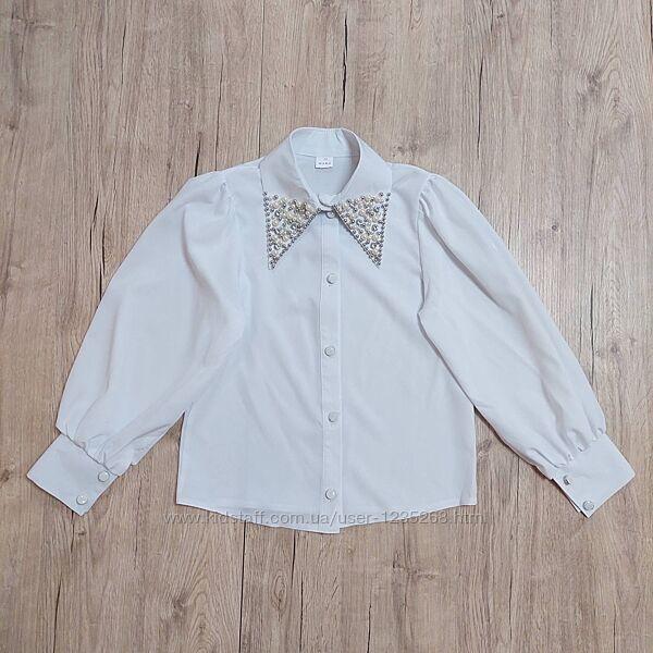 Блузка для девочки рр.128-164