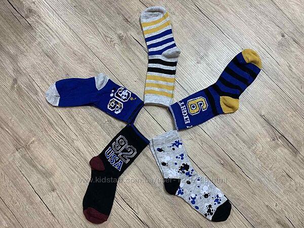 Набор носков для мальчика р.27-30 Primark Примарк