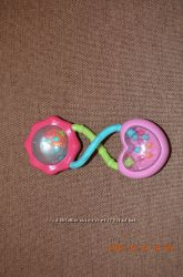Фирменные погремушки для малышей