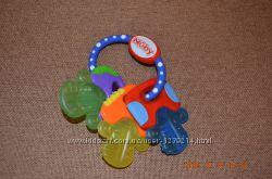 Фирменные игрушки грызунки, прорезыватели