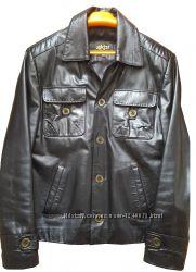 Шкіряна куртка М-Л 29e55048c9a72