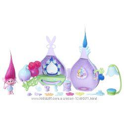Салон красоты Троллей DreamWorks Trolls Poppy Stylin Pod Hasbro