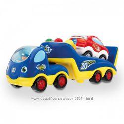 Большая гонка Рокко WOW Toys