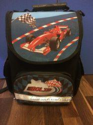 Рюкзак каркасный Zibi 1-2 класс