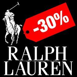 RALPH LAUREN США минус -40, фри шипп