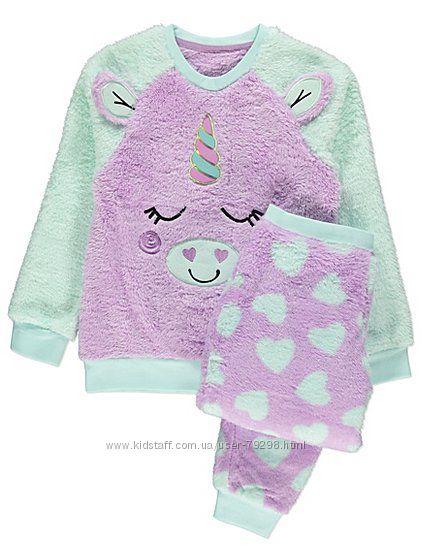Пушистые пижамы в Подарочной упаковке, Англия