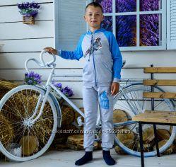 98-134 Костюм для мальчика Мотоциклист ТМ Лето