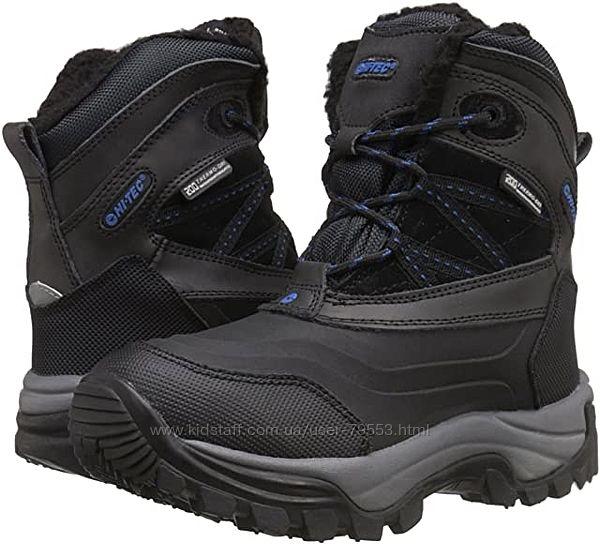 Ботинки Hi-tec Snow Peak 200 размер 37 стелька 24,5 см.