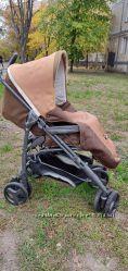 Прогулка inglesina zippy с чехлом на ножки