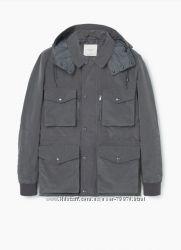 Деми куртка Mango XL