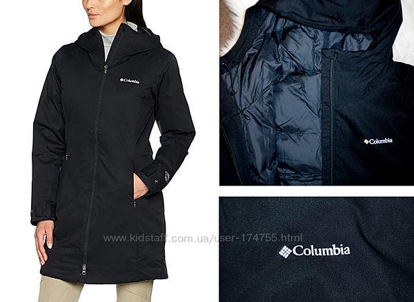 Демисезонная удлиненная куртка парка Columbia Autumn Xl Доставка