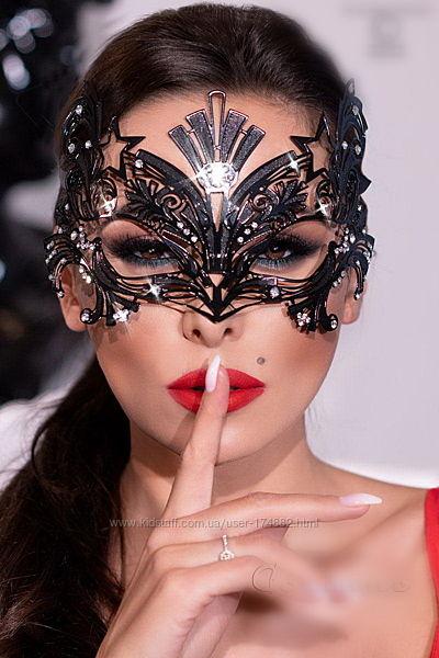 Эротические маски маска-повязка карнавальные