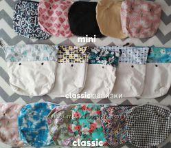 Подкладки, внутренние чехлы для сумочки Обегobag, копия, классик