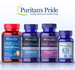 Витамины и косметика Пуританс Прайд США