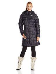 Зимняя удлиненная куртка пуховик Columbia Hexbreaker. Размер XS