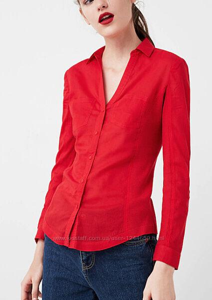 Рубашка блузка Mango, размер S