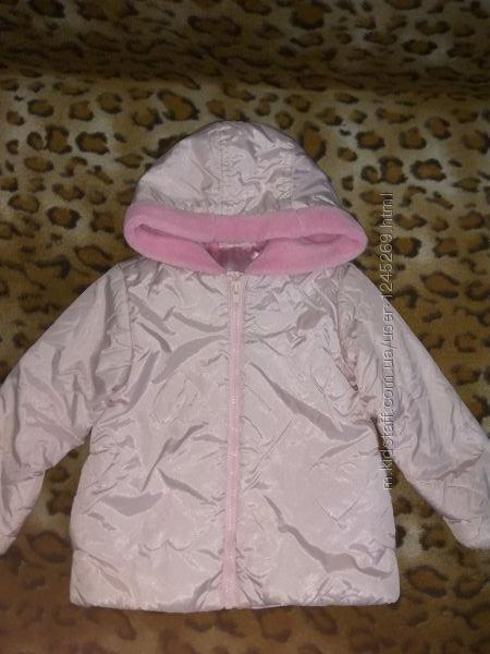 Куртка, курточка утеплённая