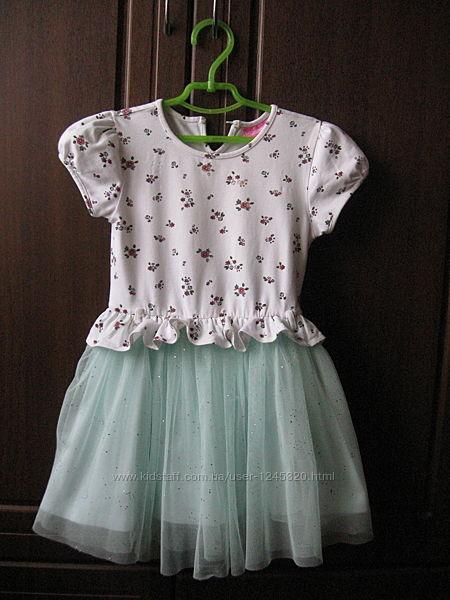Платье, LC Waikiki, р. 104-110 см, на 4-5 лет