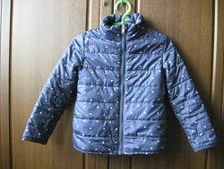 Демисезонная куртка H&M, р. 110, на 4-5 лет