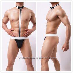 Мужской эротический костюм Эротическое белье  Сексуальное белье