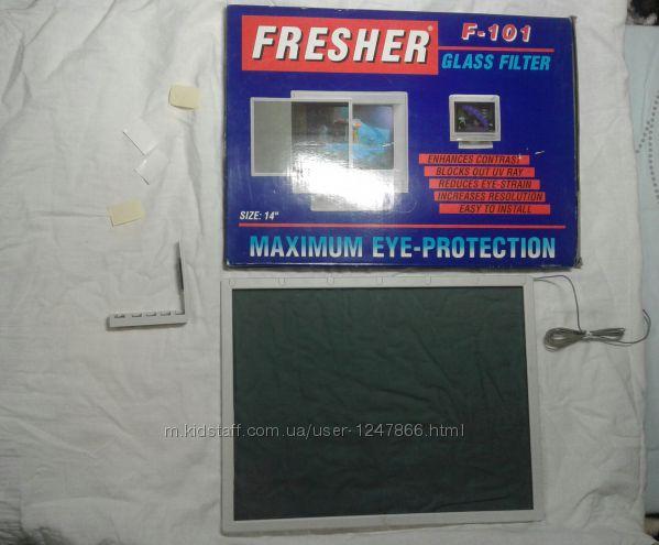 Защитный экран для компьютера Fresher. F-101.