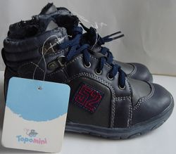 Ботинки Topolino Topomini Размер 28 стелька 18см