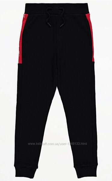 Спортивные брюки, джоггеры George Англия рост 122-128см 7-8лет