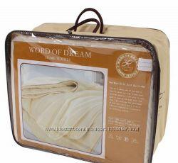 Шерстяное одеяло меринос Word of Dream