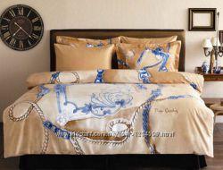 Сатиновое постельное белье Pierre Cardin