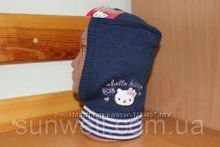 Детская шапка-шлем для девочек Hello kitty
