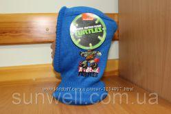 Детская шапка-шлем для мальчиков, Черепашки ниндзя