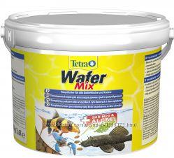 Корм для аквариумных рыбок Tetra Wafer Mix