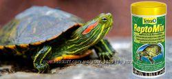 Корм фирмы Tetra для красноухих черепах REPTOMIN на развес