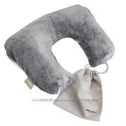 Надувная дорожная подушка под для голову шею спину Delsey 3940260