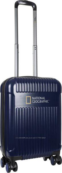 Чемодан пластиковый дорожный National Geographic Transit N115HA