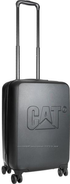 Чемодан пластиковый дорожный CAT CAT-D 83549
