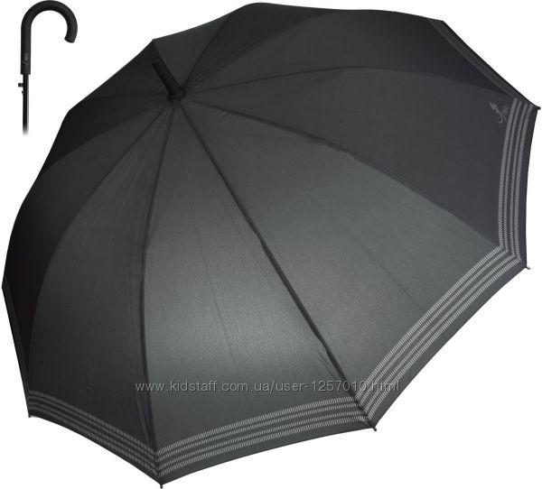 Зонт трость мужской Perletti 21085