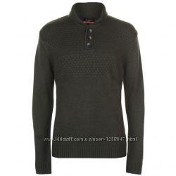 Мужской теплый свитер Pierre Cardin