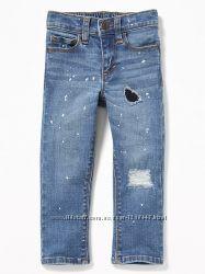 Стильные джинсы Old Navy 2 г.