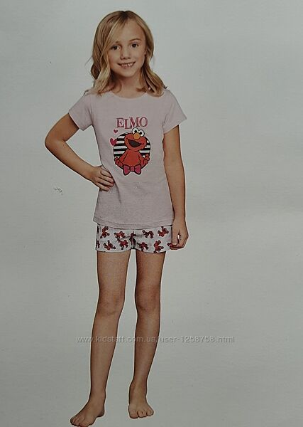 Пижама хлопковая elmo 86-92