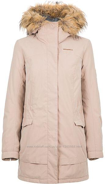 Куртка утепленная женская merrell. оригинал.