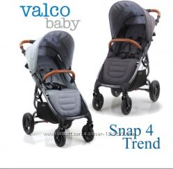 Прогулочная коляска Valco Baby Snap 4 Trend V2