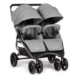 Прогулочная коляска для двойни Valсo Baby Snap Duo