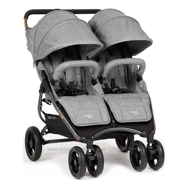 Прогулочная коляска для двойни Valсo Baby Snap Duo Tailor Made