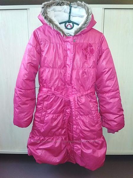 Длинная куртка вайкики 7-8 лет 122-128 рост
