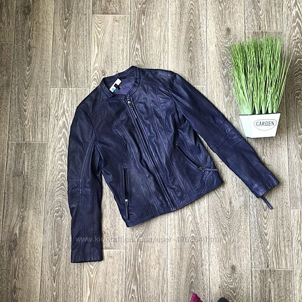 Кожаная куртка Датского бренда depeche размер м