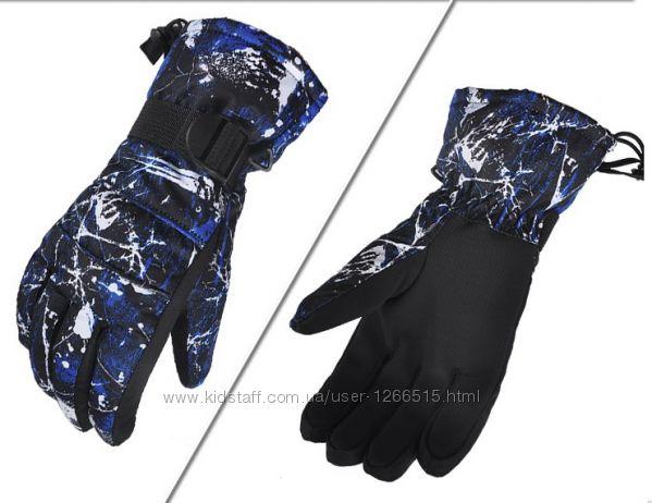 Мужские, женские и подростковые перчатки AsFish, лыжные, горнолыжные